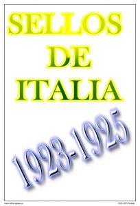 1923-1925 Portada