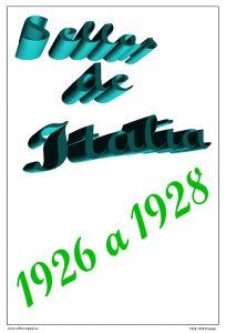 1926-1928- Portada