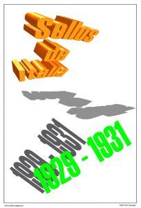 1929-1931 Portada