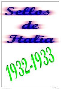 1932-1933 Portada