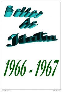 1966-1967 Portada