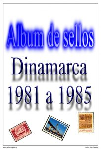 1981 a 1985 Portada