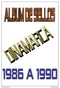 1986 a 1990 Portada