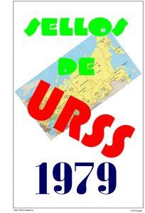 Portada del album de URSS 1979