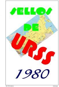 Portada del album de URSS 1980