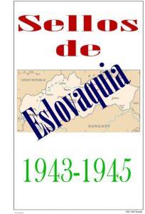 Portada del album de Eslovaquia 1943-1945