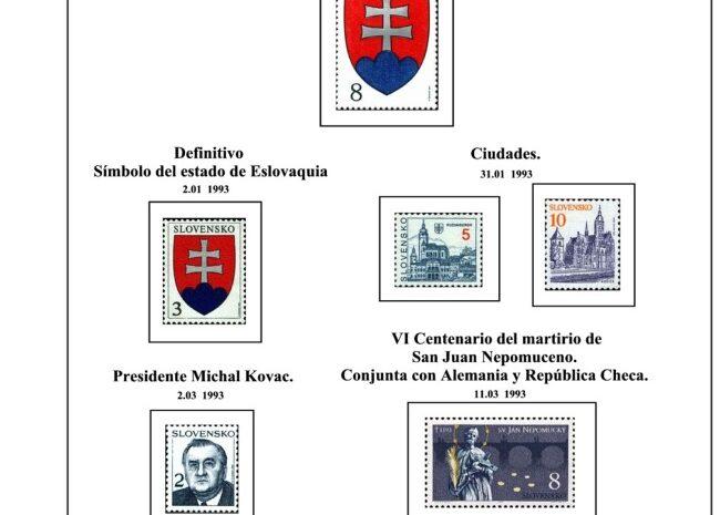 Eslovaquia 1993