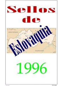 Portada del album de Eslovaquia 1996