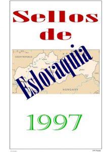 Portada del album de Eslovaquia 1997