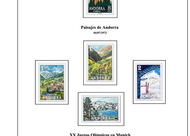 Andorra española 1972-1980