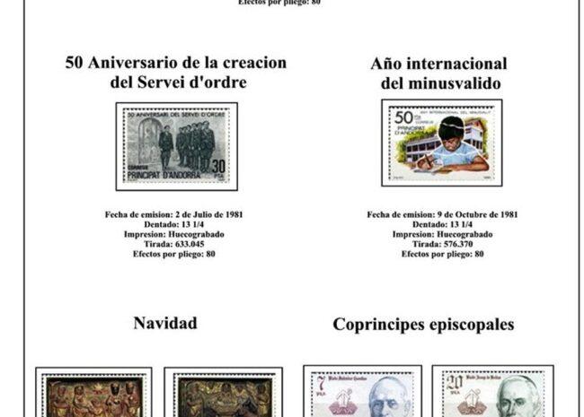 Andorra española 1981-1990