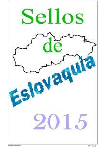 Portada del album de Eslovaquia 2015
