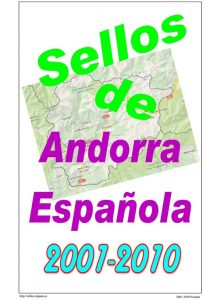 Portada del album de Andorra Española 2001-2010