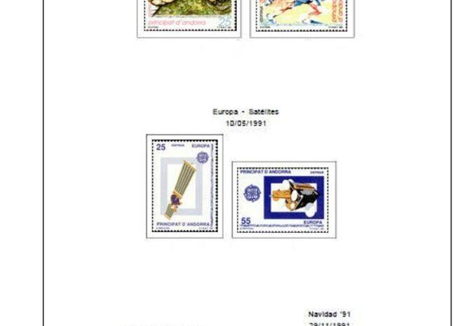Andorra española 1991-2000