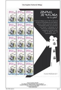 Segunda pagina del album de Pliegos Premium España 2017
