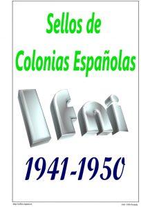 Portada del album de Ifni 1941-1950