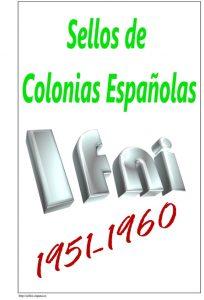 Portada del album de Ifni 1951-1960