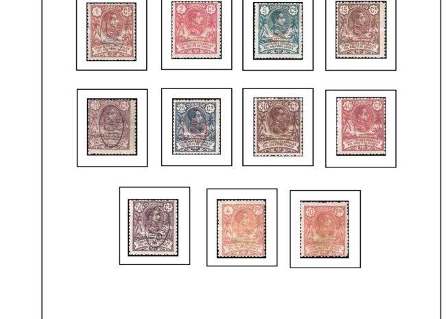 Guinea Ecuatorial 1911-1920