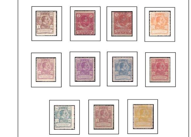 Guinea Ecuatorial 1921-1930