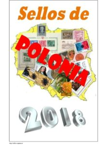 Portada del album de Polonia 2018