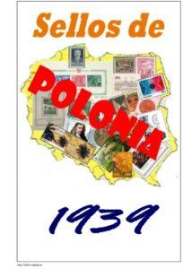 Portada del album de Polonia 1939