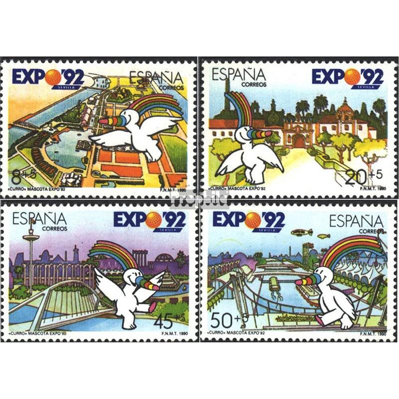 Sellos de la Expo 92