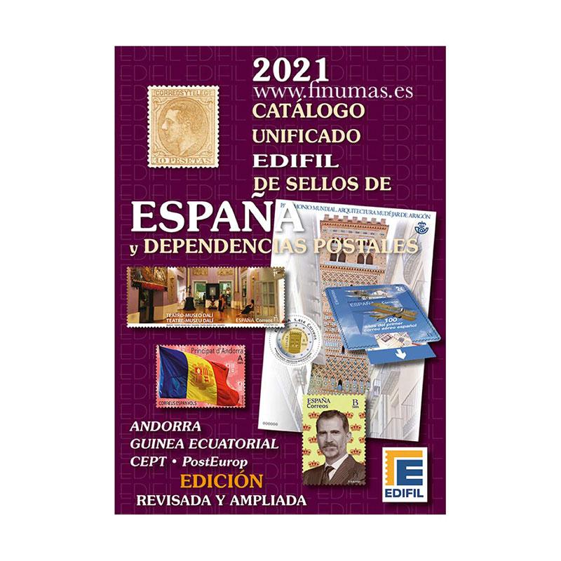 Catálogo Edifil 2021